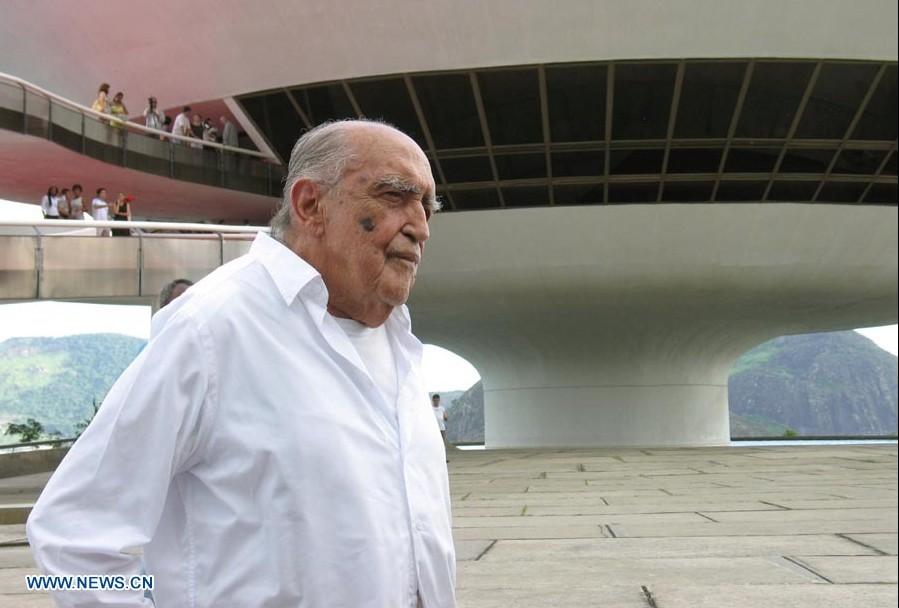 Fallece el arquitecto brasile o oscar niemeyer a los 104 - Arquitecto espanol famoso ...