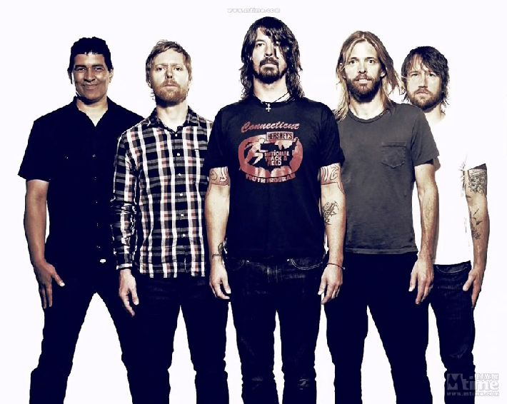 Forbes: músicos que ganan más dinero en 2012 (Foo Fighters: $47 million)