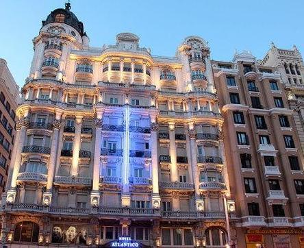 Los diez mejores hoteles de madrid 2 for Hoteles recomendados en madrid