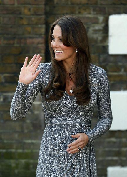 Duquesa Cambridge Embarazada Duquesa de Cambridge ya
