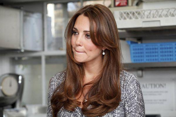 Duquesa Cambridge Embarazada Duquesa de Cambridge ya Luce