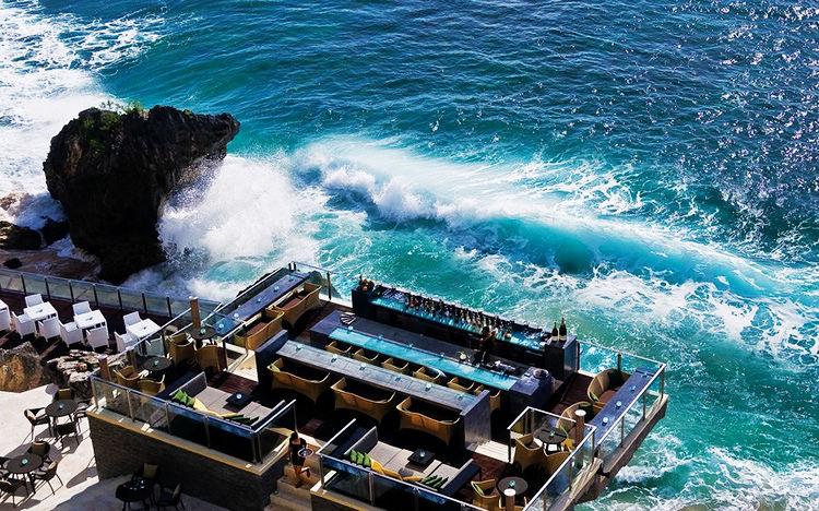 Los quince mejores bares de hotel del mundo for Los mejores hoteles boutique del mundo