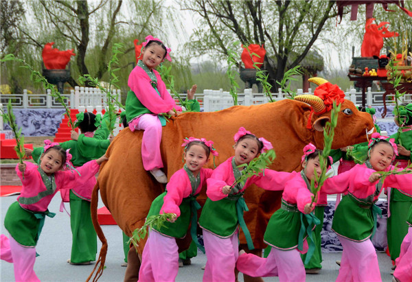 Comienzan celebraciones de Qingming en China