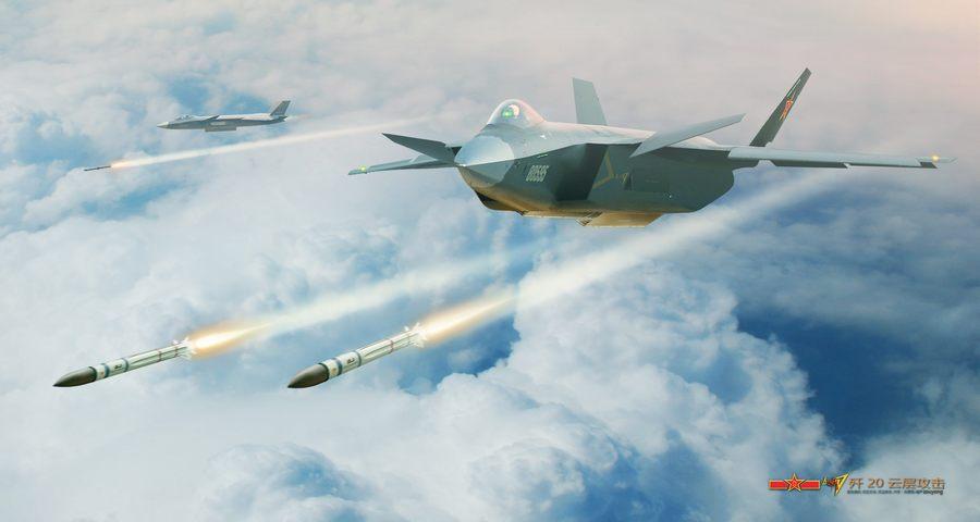 Resultado de imagen de China  nuevos misiles aire -a- Aire