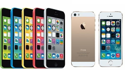 Обзорсравнение Apple iPhone 5S и iPhone 5C двое из ларца