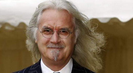 Le diagnostican Parkinson a Billy Connolly