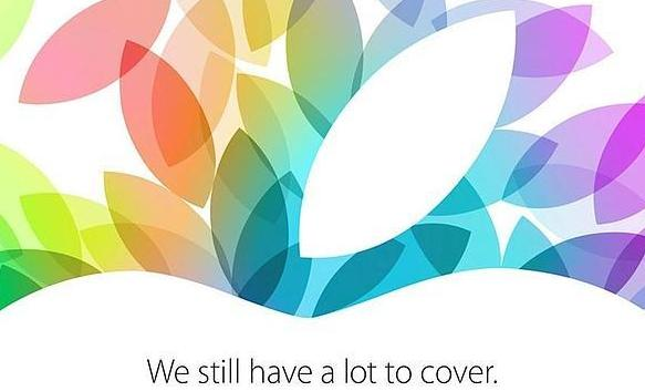 Apple confirma su evento del 22 de octubre