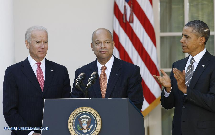 Obama nomina a Jeh Johnson como jefe de Seguridad Nacional