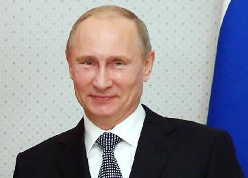 Presidente de Rusia el ruso