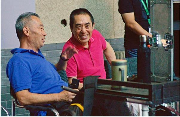 China busca al cineasta Zhang Yimou