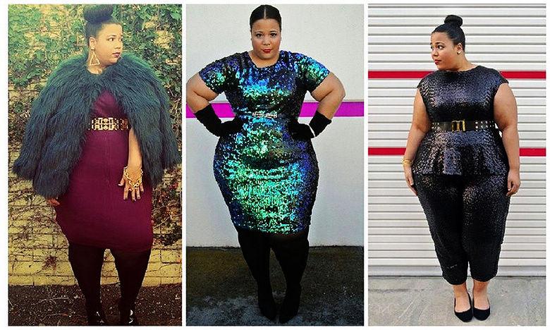 8bc95db92 Moda de las mujeres gordas: también pueden ser guapas y sexys (2)