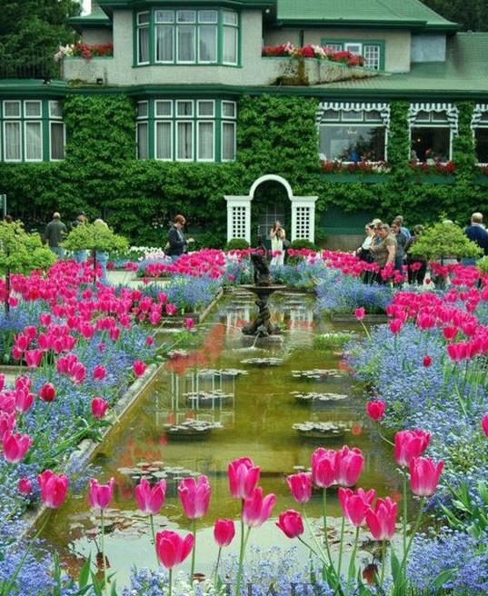 fotos jardins lindos : fotos jardins lindos:Nueve jardines más bonitos del mundo (3)