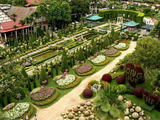 nueve jardines ms bonitos del mundo