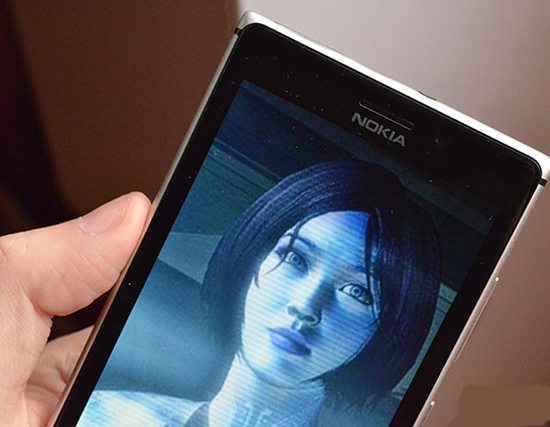 Ayudante virtual Cortana llegará con el Windows Phone 8.1