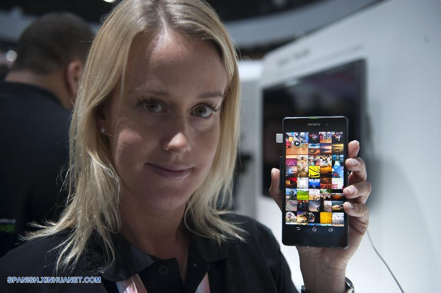Inaugura príncipe Felipe Mobile World Congress 2014 en Barcelona