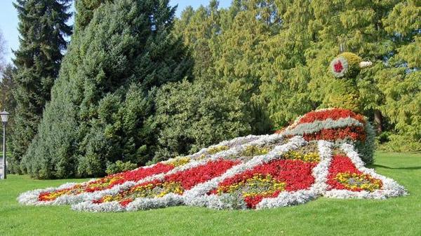 Los jardines m s bellos del mundo 7 for Los jardines del califa