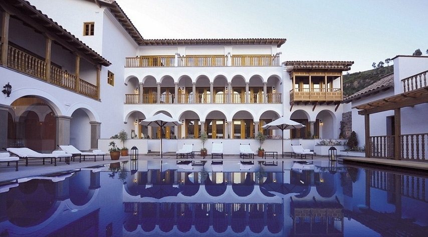 Los hoteles m s lujosos del mundo for Most stylish hotels in the world