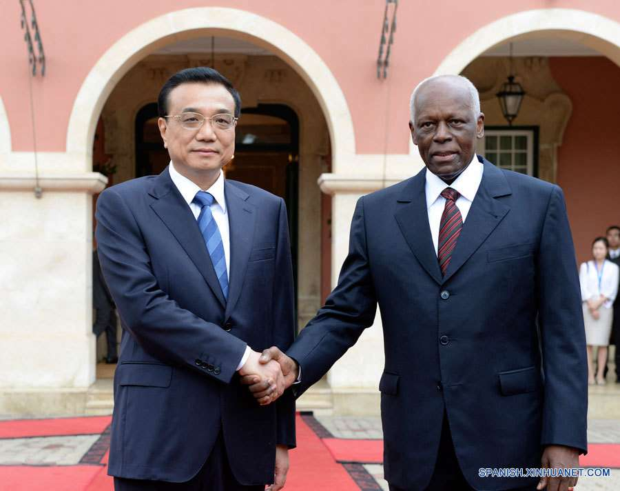 China y Angola prometen impulsar cooperación de beneficio mutuo